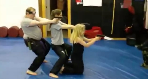 tactical training meets martial arts
