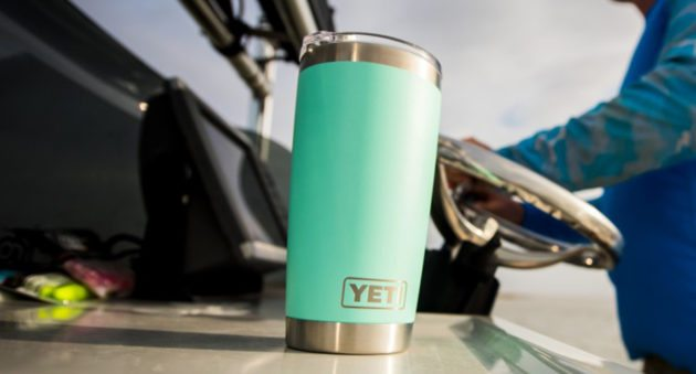 See the New Colorful Duracoat Ramblers From YETI in Seafoam
