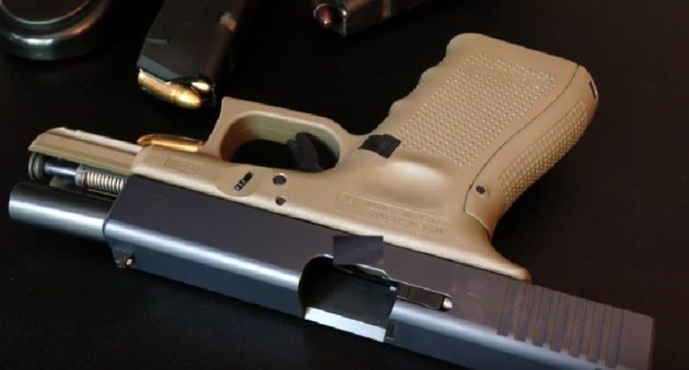 how to choose your first handgun