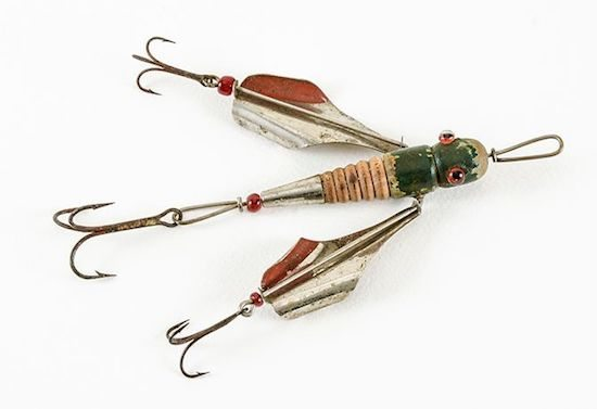 9 old fishing lures worth holding onto for Collectible fishing lures