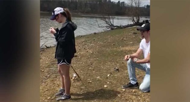 fishing proposal