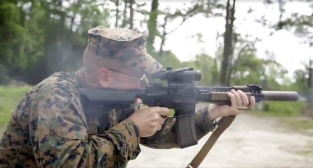 you need to see usmc gunner wade bust some myths about suppressors