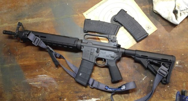 Building An Ar Pistol