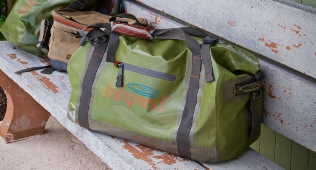 westwater roll top duffel