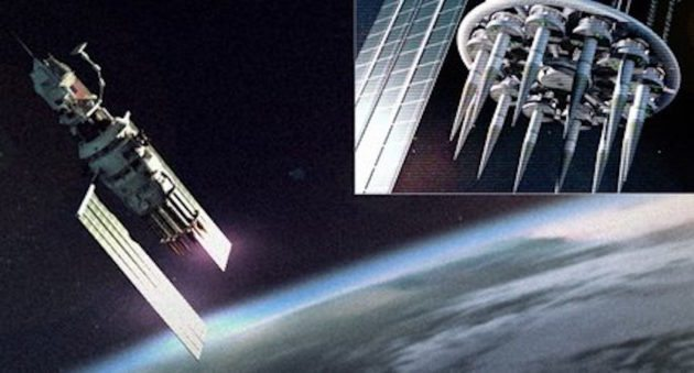 Air Force 'Rods from God' Payload to Hit With the Force of ... |Rod From God Weapon