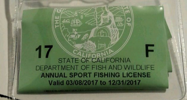 It Only Took One Legislator to Kill a 12-Month Fishing License in
