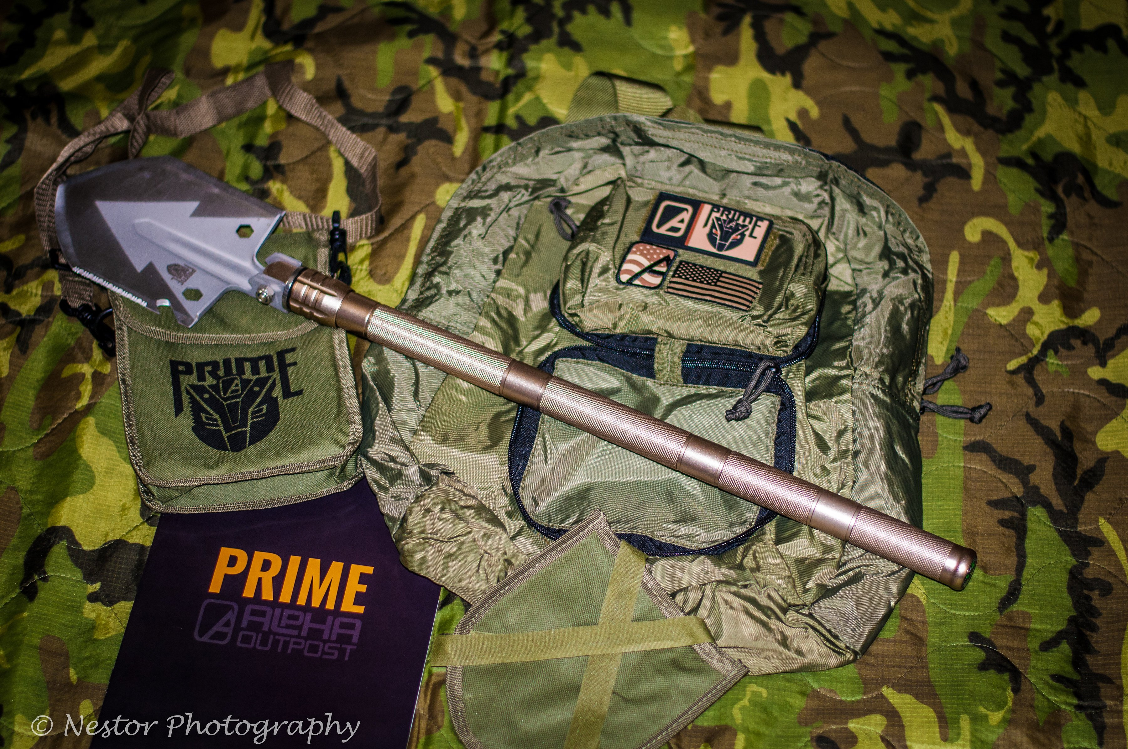 Subscription Gear Box Review: The Alpha Outpost Prime Box