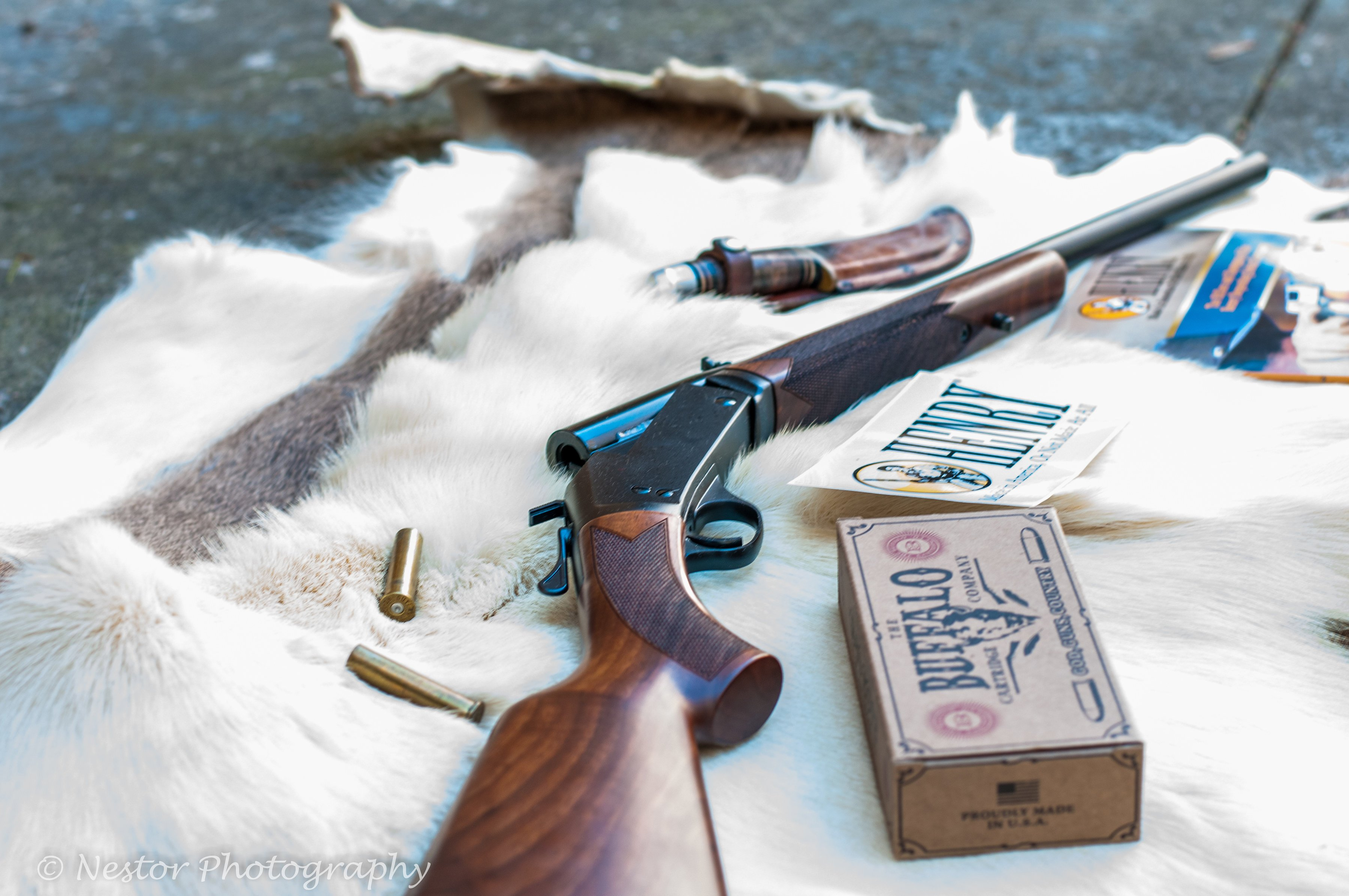Big-Game Rifle Review: Henry Arms Single-Shot  45-70 Rifle