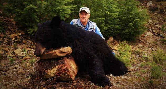 1,702 Yard Bear Kill