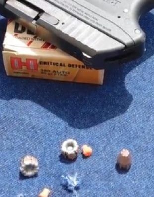 Hornady Critical Defense .380 ACP Ammunition