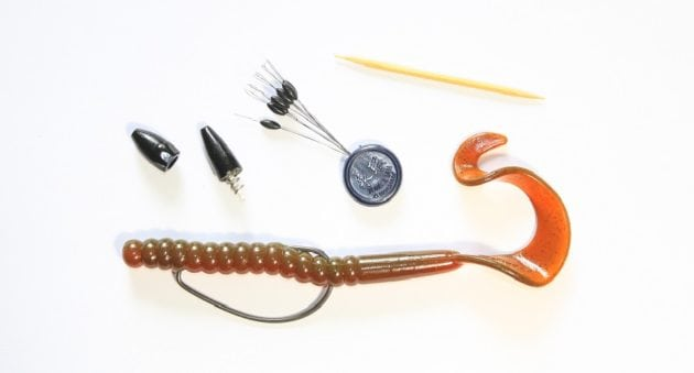 Rig A Worm Weight