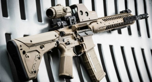 Build your own AR rifle