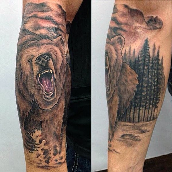 20 Great Hunting Tattoos You'll Want to Get