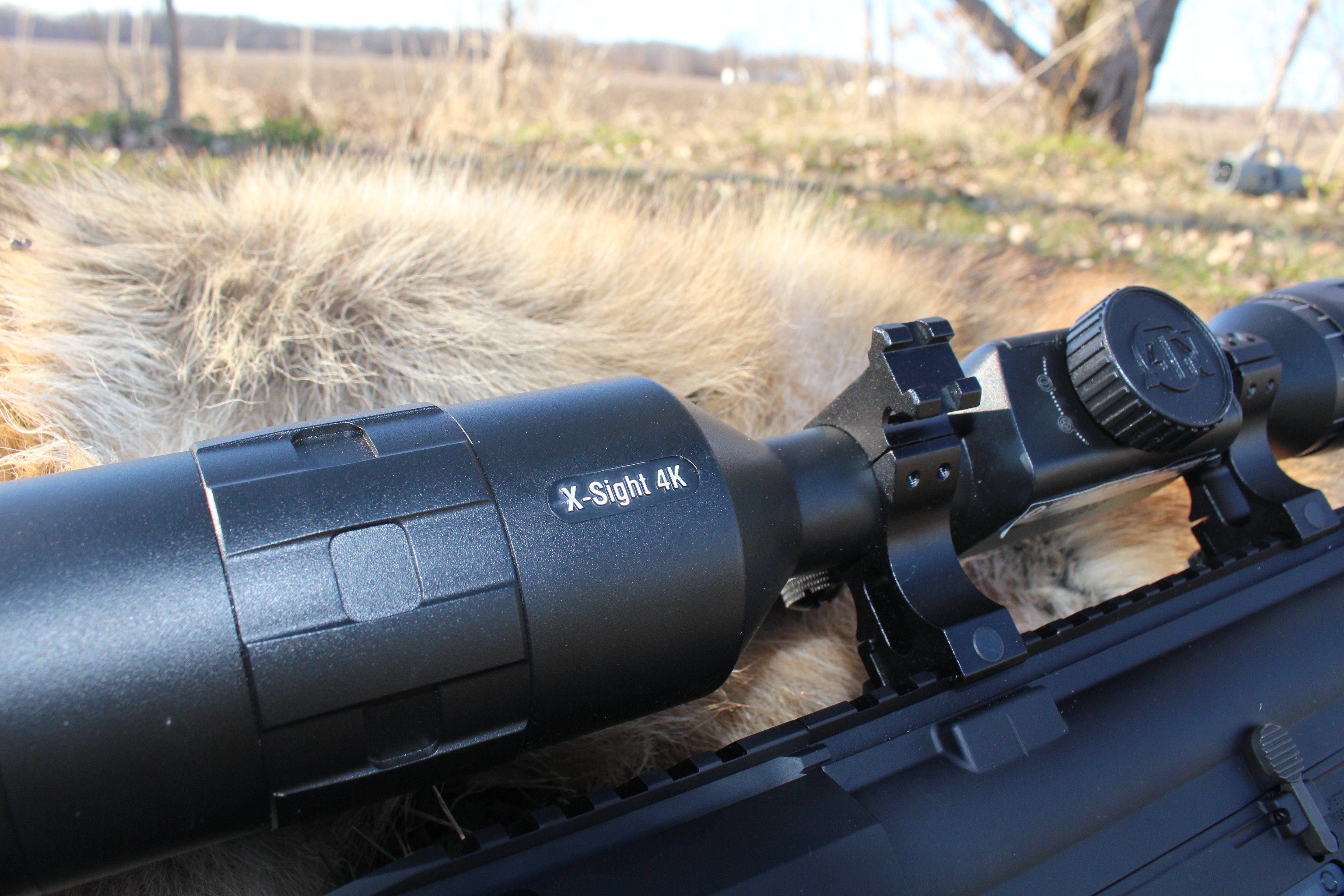 Gun Gear Review: ATN X-Sight 4K Pro Scope and Palmetto State Armory