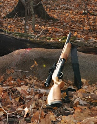 Deer Hunting with Shotguns