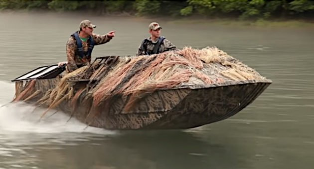 Best Duck Hunting Boat