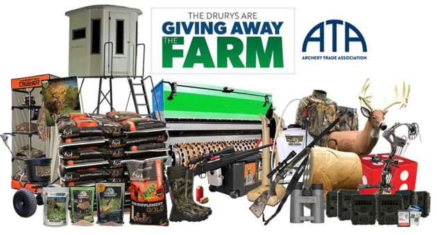 DOD 30th Anniversary Giveaway November-Leupold Optics, A Traditions Muzzleloader, And More