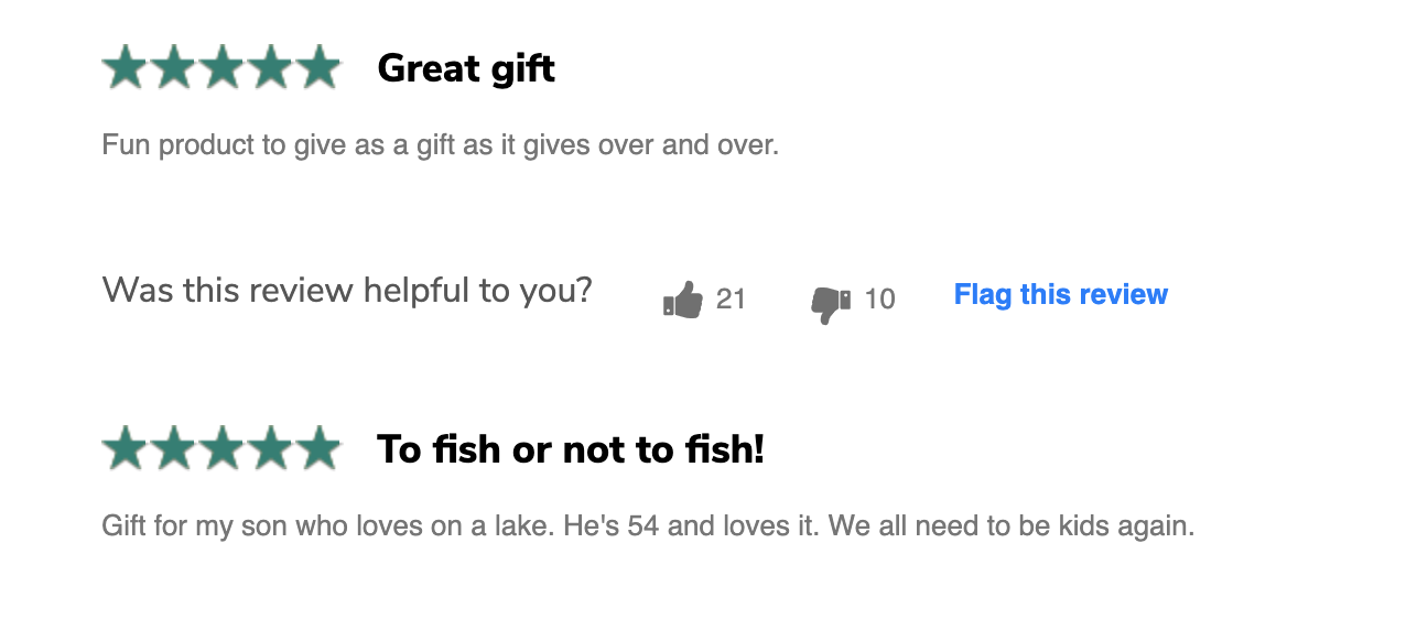 fishing boat review